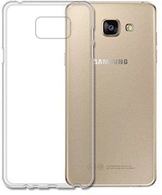 Noise Back Cover for SAMSUNG Galaxy On Nxt Transparent