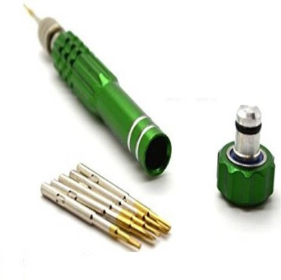 WOWSOME Precision Screwdriver Set is a professional screwdriver repair tool kit for iPhone, PAD, PC mobile phone Standard Screwdriver Set  available at flipkart for Rs.225