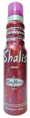 Shalis Woman Remy Marquis Deodorant Spray Deodorant Spray  -  For Women(175 ml)  available at flipkart for Rs.299