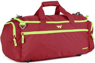 Wildcraft Transit L Travel Duffel Bag(Red)