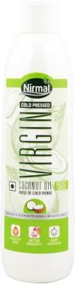 KLF Nirmal Cold Pressed Virgin Coconut Oil 250 ml  available at flipkart for Rs.175