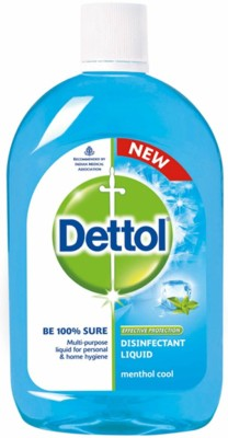 Dettol Menthol Cool Disinfectant Liquid (500ML)