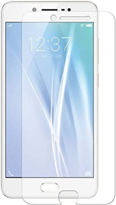 Chappie Moustache Tempered Glass Guard for VIVO Y69(Pack of 1)