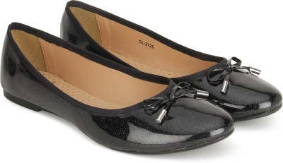 CL by Carlton London CLL-4243 Ballerina For Women(Black)