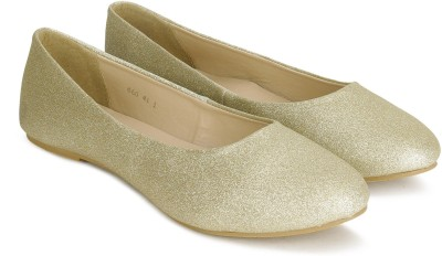 CL by Carlton London CLL-4320 Ballerina For Women(Gold)