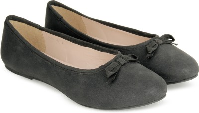 CL by Carlton London CLL-4319 Ballerina For Women(Black)