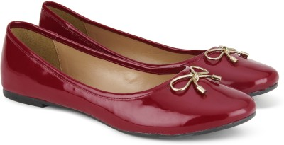 Carlton London CLL-4235 Ballerina For Women(Maroon)