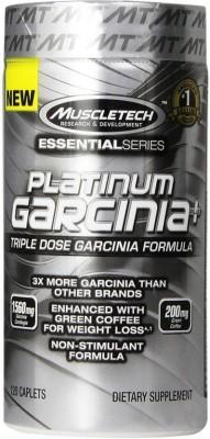 Muscletech Platinum Garcinia Plus (120 Capsules)