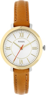 Fossil ES3801 JACQUELINE Analog Watch  - For Women
