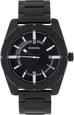 Diesel DZ1596 Chronograph Analog Black Dial Men's Watch (DZ1596)