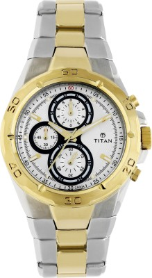 Titan NH9308BM01J Men & Women Analog Watch Price in India