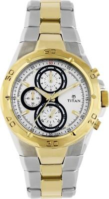 Titan 9308BM01 Analog Watch