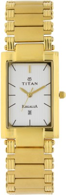 Titan 1234YEB Regalia Analog Watch For Men