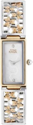 Titan NH9901KM01 Raga Analog Watch - For Women