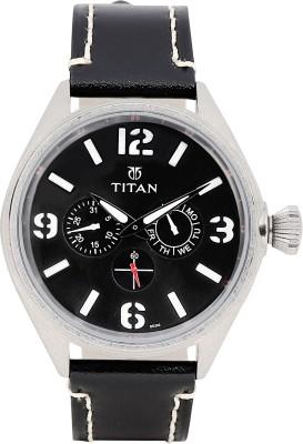 Titan Purple 9478QL01J Analog Watch