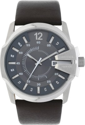 Diesel DZ1206I Gunmetal Toned Dial Watch For Men (DZ1206I)