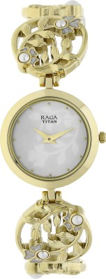 Titan 2540YM05 Watch  - For Women at flipkart