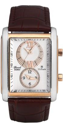 Titan NH9309KL01J Orion Analog Watch   For Men Titan Wrist Watches
