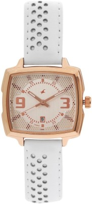 Fastrack 6167WL01 Loopholes Analog Watch For Women