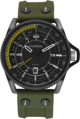 Diesel Analog Black Dial Men's Watch, DZ1758I