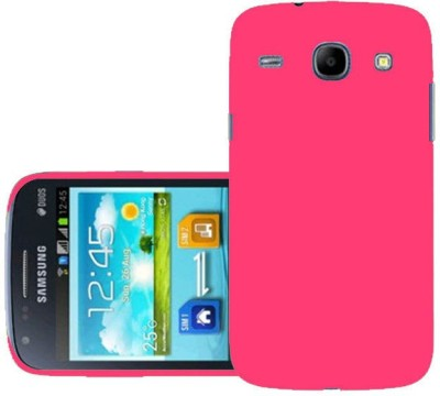 Trap Back Cover for SAMSUNG Galaxy Core I8262(Pink, Grip Case)