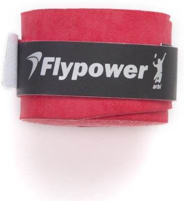 flypower Single Grip Super Tacky  Grip(Red, Pack of 1)