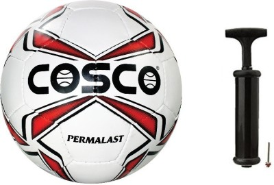 Cosco Permalast Football with Hand Pump- Assorted Football Kit  available at flipkart for Rs.785