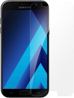 BlackBug Tempered Glass Guard for SAMSUNG GALAXY A7 ( 2017) SCREEN PROTECTOR,SCREEN GUARD (CLEAR HD) 0.3MM,2.5D(Pack of 1)