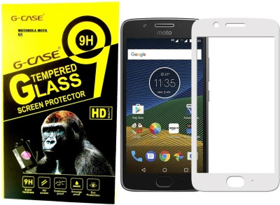 H.K.Impex Tempered Glass Guard for Motorola Moto G3,motorola moto g3 tempered glass in mobile screen guard (full display cover glass)