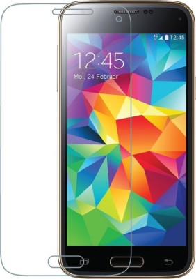 BlackBug Tempered Glass Guard for SAMSUNG GALAXY S5 SCREEN PROTECTOR,SCREEN GUARD (CLEAR HD) 0.3MM,2.5D(Pack of 1)