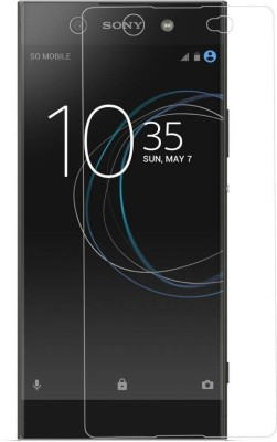 BlackBug Tempered Glass Guard for SONY XPERIA XA1 SCREEN PROTECTOR,SCREEN GUARD (CLEAR HD) 0.3MM,2.5D(Pack of 1)