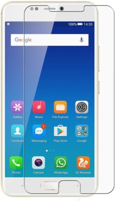 Loopee Tempered Glass Guard for Oppo A57(Pack of 1)