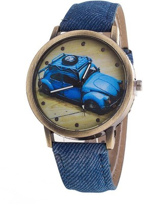 OctusStylish Funky Printed Dial Analog Watch   For Men
