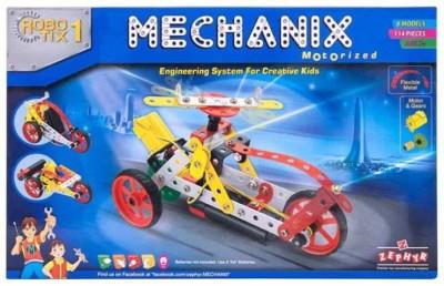 Zephyr MECHANIX ROBOTIX-1(Multicolor)  available at flipkart for Rs.580