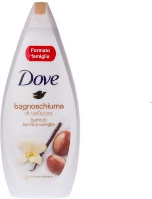 Dove Bagnoschiuma Shea Body Wash (Imported, Made in EU)(700 ml)