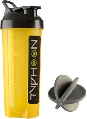 S.Blaze Amazing Yellow Colour 700ml Protein Shaker / Sipper / Gym Bottle / Water Bottle / Good Quality Shaker Bottle for Both Men's / Women's / Boy's / Girl's 700 ml Shaker, Sipper, Bottle(Pack of 1, Yellow)  available at flipkart for Rs.229