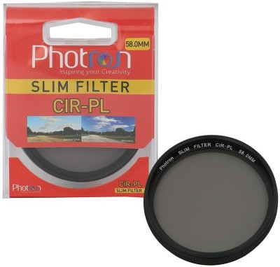 PHOTRON 58mm Clear Filter(58 mm)