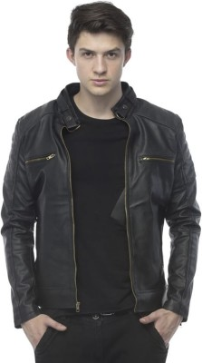 1Almighty Full Sleeve Solid Men Jacket