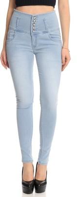 Blinkin Slim Women Light Blue Jeans