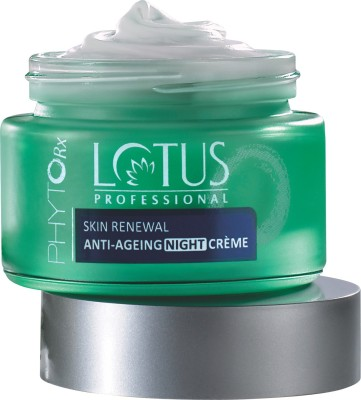 Lotus Herbals Phyto-Rx Skin Renewal Anti-Ageing Night Creme (50 g)(50 g)