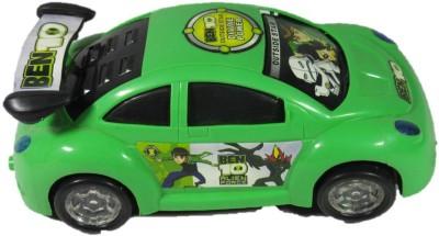 OZ STORE BEN 10 POWER SPLASH CAR(Green)