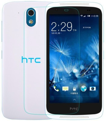 9H Tempered Glass Guard for HTC Desire 526  available at flipkart for Rs.162