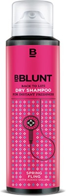 BBlunt Back To Life Dry Shampoo(Spring Fling)(125 ml)