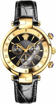 8825fb3c Versace REVIVE CHRONO 41 MM Black Watch - For Men & Women