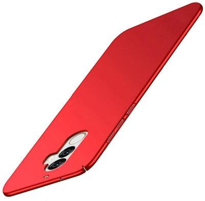 Roxel Back Cover for Lenovo K8 Plus Red, Shock Proof