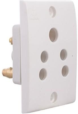 Anchor penta 250 A Five Pin Socket  available at flipkart for Rs.148