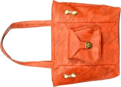 252f054d01d5 76% OFF on MK PURSE Hand-held Bag(Brown) on Flipkart | PaisaWapas.com