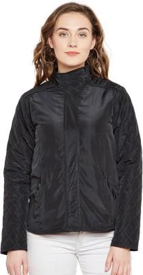 Zastraa Full Sleeve Solid Women Jacket Zastraa Women\'s Jackets