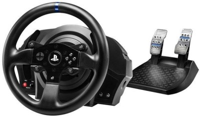 Thrustmaster T300  Joystick(Black, For PS3, PS4, PC) at flipkart