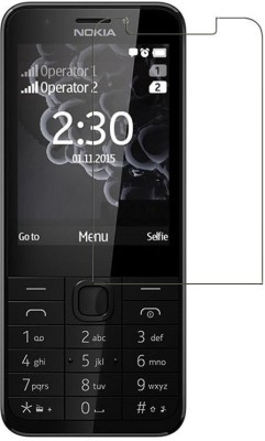 Sprik Screen Guard for Nokia 230(Pack of 1)